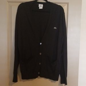 Mens lacoste cashmere sweater